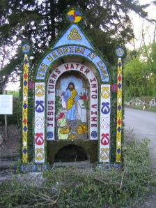 Tissington Well Dressing