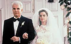 Steve Martin in 'Father of the Bride' didn't always get it right....